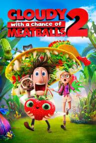 Cloudy with a Chance of Meatballs 2 (2013) มหัศจรรย์ ของกินดิ้นได้