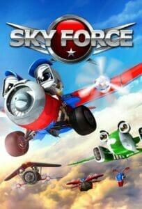 Sky Force 3D (2012) สกายฟอร์ซ ยอดฮีโร่เจ้าเวหา